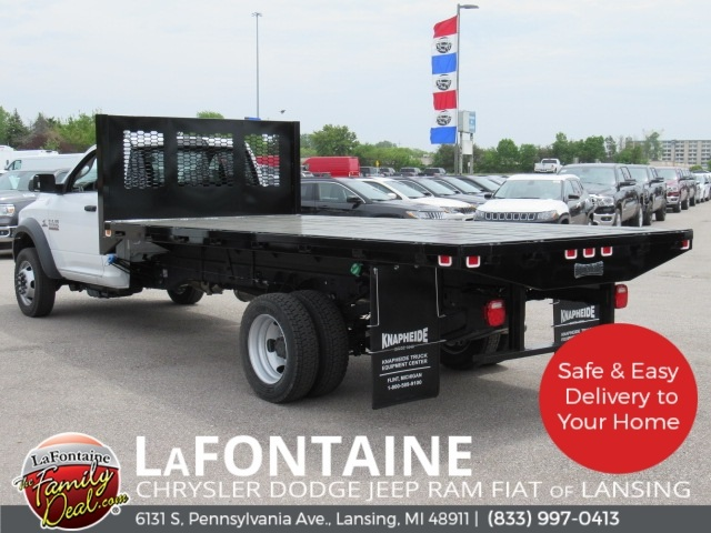 2018 Ram 5500 Regular Cab DRW 4x2,  Cab Chassis #18L1574 - photo 10