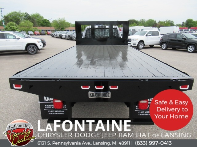 2018 Ram 5500 Regular Cab DRW 4x2,  Cab Chassis #18L1574 - photo 13