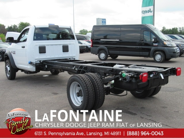 2018 Ram 5500 Regular Cab DRW 4x2,  Cab Chassis #18L1575 - photo 2