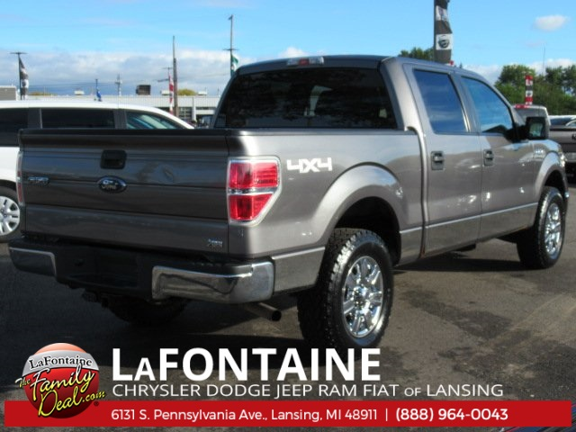 2010 F-150 Super Cab 4x4,  Pickup #18L1860B - photo 2