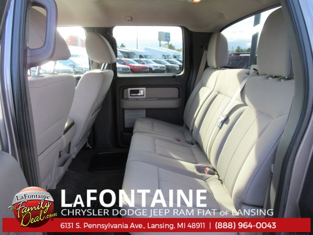 2010 F-150 Super Cab 4x4,  Pickup #18L1860B - photo 18
