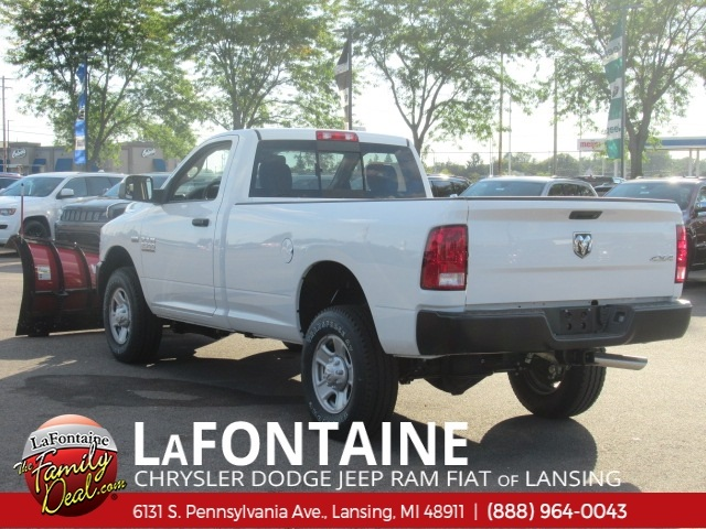 2018 Ram 2500 Regular Cab 4x4,  Western Pickup #18L1878 - photo 2