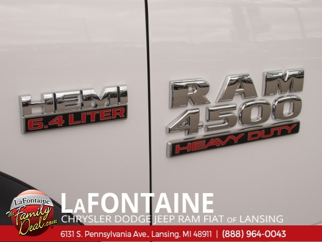 2018 Ram 4500 Regular Cab DRW 4x4,  Monroe Landscape Dump #18L1884 - photo 6