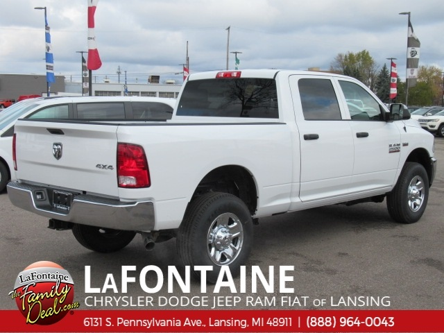 2018 Ram 2500 Crew Cab 4x4,  Pickup #18L1896 - photo 2