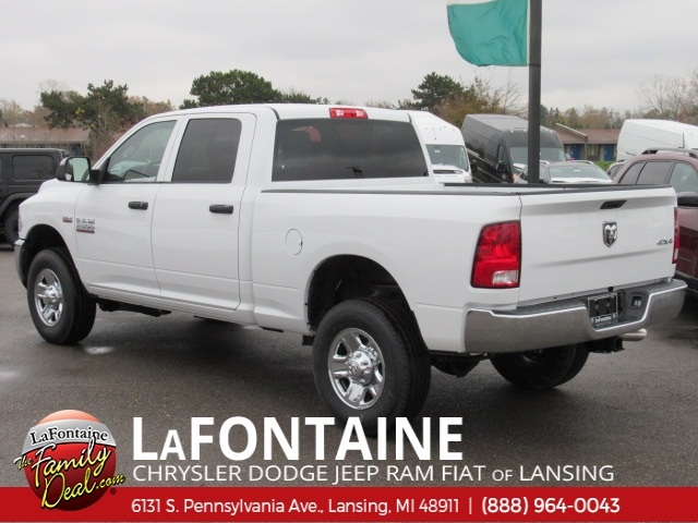 2018 Ram 2500 Crew Cab 4x4,  Pickup #18L1897 - photo 2