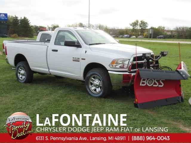 2018 Ram 2500 Regular Cab 4x4,  BOSS Snowplow Pickup #18L1900 - photo 3