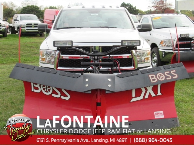 2018 Ram 2500 Regular Cab 4x4,  BOSS Snowplow Pickup #18L1900 - photo 5