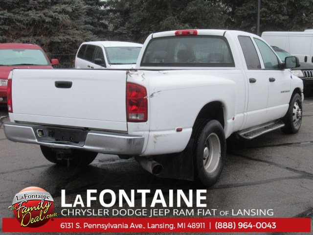 2004 Ram 3500 Quad Cab DRW 4x2,  Pickup #18L1916A - photo 2