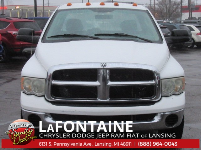 2004 Ram 3500 Quad Cab DRW 4x2,  Pickup #18L1916A - photo 11