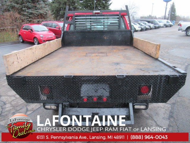 2001 F-350 Regular Cab 4x4,  Platform Body #18L1929A - photo 15