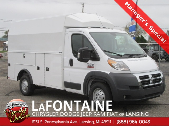 2018 ProMaster 3500 Standard Roof,  Service Utility Van #18L273 - photo 1