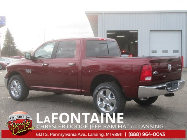 2018 Ram 1500 Crew Cab 4x4 Pickup #18L404 - photo 2