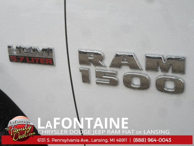 2018 Ram 1500 Crew Cab 4x4 Pickup #18L433 - photo 14