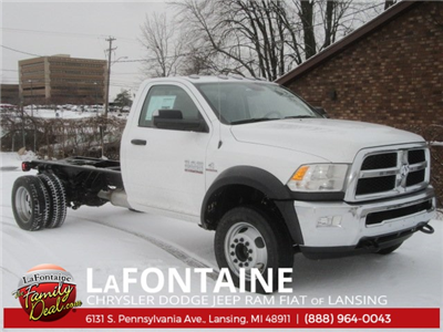 2018 Ram 5500 Regular Cab DRW 4x4 Cab Chassis #18L435 - photo 1