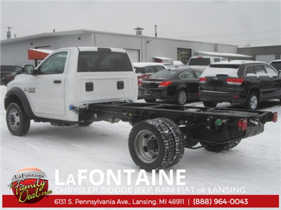 2018 Ram 5500 Regular Cab DRW 4x4 Cab Chassis #18L435 - photo 2