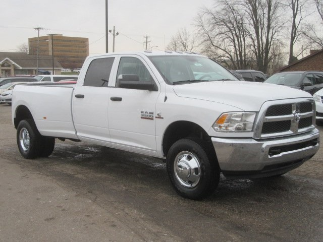 2018 Ram 3500 Crew Cab DRW 4x4, Pickup #18L450 - photo 1