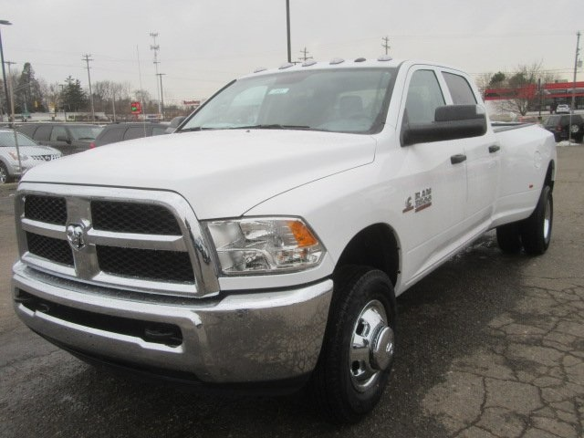 2018 Ram 3500 Crew Cab DRW 4x4, Pickup #18L450 - photo 5