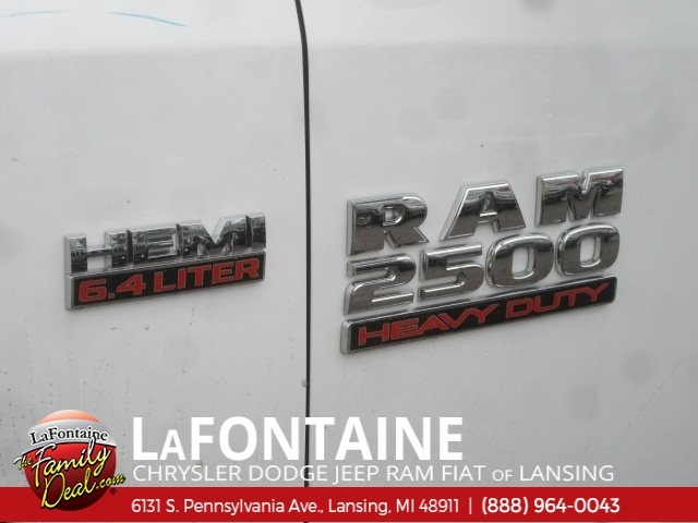 2018 Ram 2500 Regular Cab 4x4,  BOSS Pickup #18L643 - photo 4
