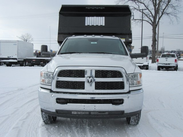 2018 Ram 3500 Regular Cab DRW 4x4, Knapheide Dump Body #18L773 - photo 5