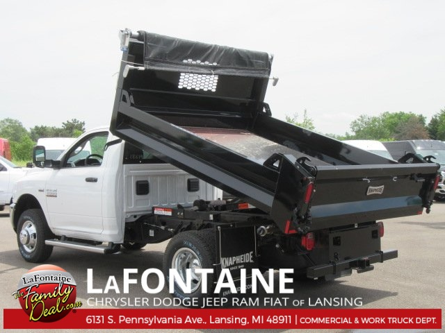 2018 Ram 3500 Regular Cab DRW 4x4,  Knapheide Dump Body #18L773 - photo 2