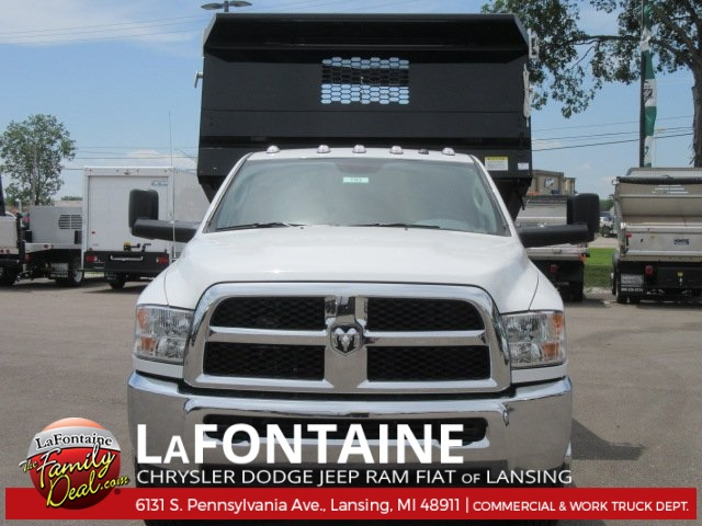 2018 Ram 3500 Regular Cab DRW 4x4,  Knapheide Dump Body #18L773 - photo 18