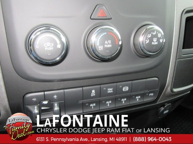 2018 Ram 5500 Regular Cab DRW 4x4, Knapheide Platform Body #18L791 - photo 24