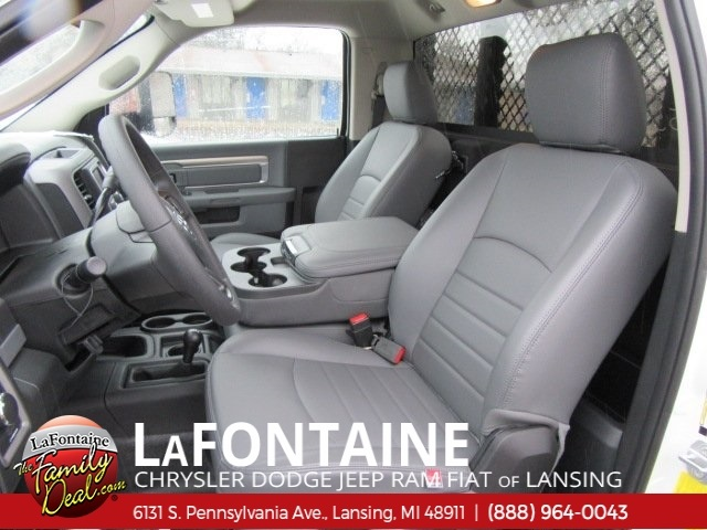 2018 Ram 5500 Regular Cab DRW 4x4,  Knapheide Platform Body #18L791 - photo 11