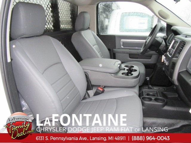 2018 Ram 5500 Regular Cab DRW 4x4,  Knapheide Heavy-Hauler Junior Platform Body #18L791 - photo 16