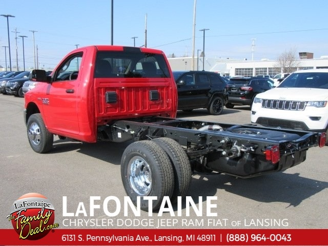 2018 Ram 3500 Regular Cab DRW 4x4,  Cab Chassis #18L792 - photo 2