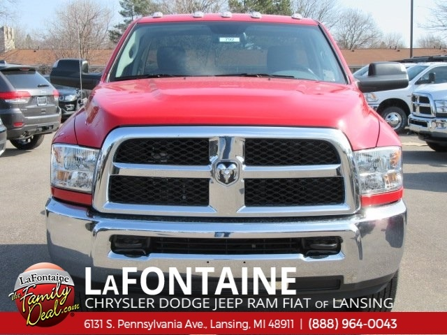 2018 Ram 3500 Regular Cab DRW 4x4,  Cab Chassis #18L792 - photo 5