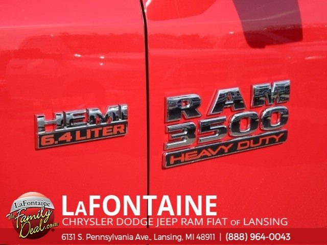 2018 Ram 3500 Regular Cab DRW 4x4,  Cab Chassis #18L792 - photo 6
