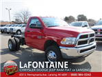 2018 Ram 3500 Regular Cab DRW 4x4,  Cab Chassis #18L792 - photo 1