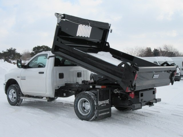 2018 Ram 3500 Regular Cab DRW 4x4, Dump Body #18L793 - photo 2