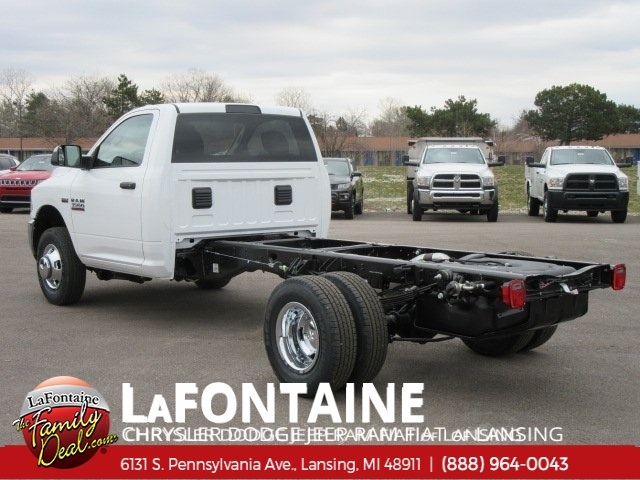 2018 Ram 3500 Regular Cab DRW 4x4,  Cab Chassis #18L794 - photo 2