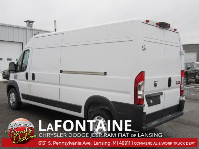 2018 ProMaster 2500 High Roof, Cargo Van #18L887 - photo 3