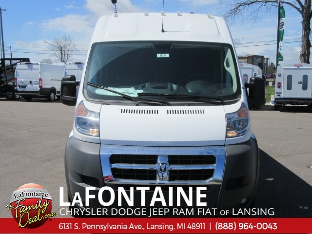 2018 ProMaster 2500 High Roof, Cargo Van #18L887 - photo 4