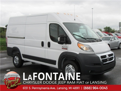 2018 ProMaster 1500 High Roof, Cargo Van #18L893 - photo 1