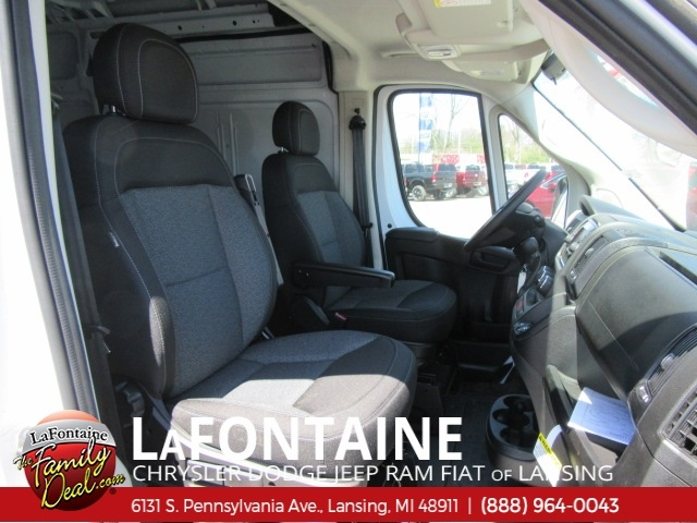 2018 ProMaster 2500 High Roof FWD,  Empty Cargo Van #18L943 - photo 13