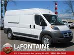 2018 ProMaster 2500 High Roof FWD,  Empty Cargo Van #18L943 - photo 1