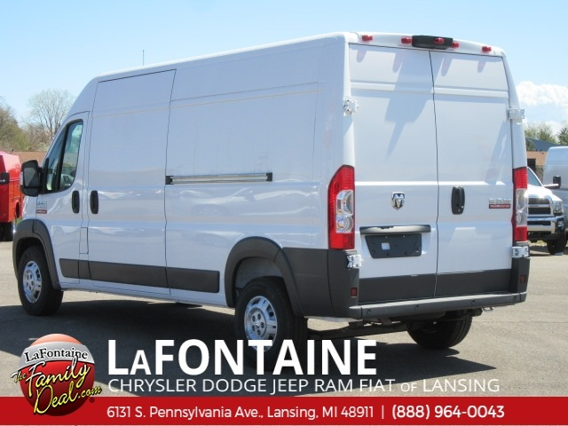2018 ProMaster 2500 High Roof FWD,  Empty Cargo Van #18L952 - photo 4