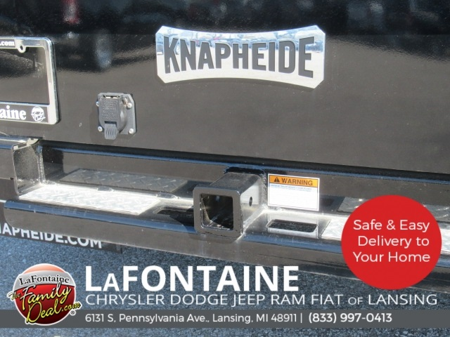 2018 Ram 3500 Regular Cab DRW 4x4,  Knapheide Platform Body #18L973 - photo 20