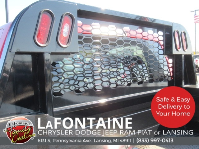 2018 Ram 3500 Regular Cab DRW 4x4,  Knapheide Platform Body #18L973 - photo 23