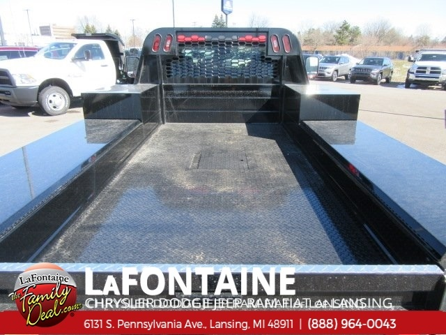 2018 Ram 3500 Regular Cab DRW 4x4, Knapheide Platform Body #18L973 - photo 11