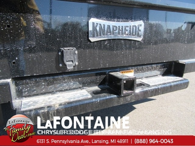 2018 Ram 3500 Regular Cab DRW 4x4, Knapheide Platform Body #18L973 - photo 12