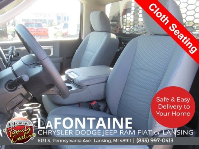 2018 Ram 3500 Regular Cab DRW 4x4,  Knapheide Platform Body #18L973 - photo 2