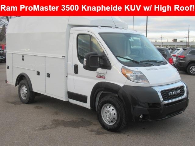 2019 Ram ProMaster 3500 Standard Roof FWD, Knapheide Service Utility Van #19L0761 - photo 1