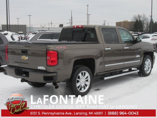 2014 Silverado 1500 Crew Cab 4x4,  Pickup #19L0782A - photo 2