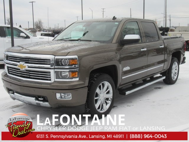 2014 Silverado 1500 Crew Cab 4x4,  Pickup #19L0782A - photo 20