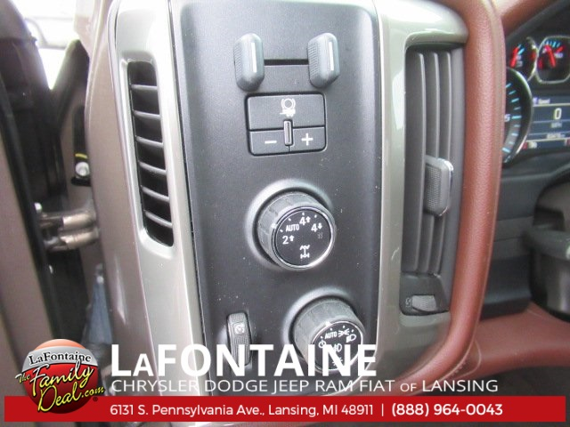 2014 Silverado 1500 Crew Cab 4x4,  Pickup #19L0782A - photo 21