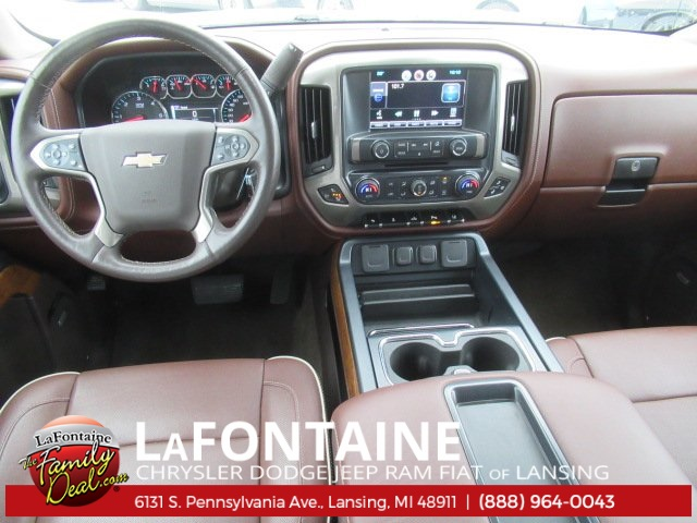 2014 Silverado 1500 Crew Cab 4x4,  Pickup #19L0782A - photo 4